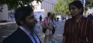 Deeyah Khan speaks to Abu Muntasir for Fuuse film JIHAD a story of the others